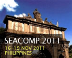 9TH SOUTHEAST ASIAN CONGRESS OF MEDICAL PHYSICS, The Philippines, 16-19 November 2011